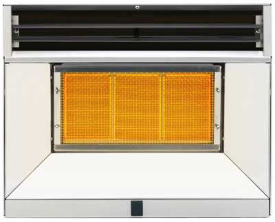 WEO25NG Electronic Super Ray Outdoor Heater web