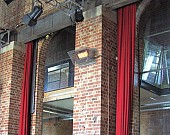 Commercial Heaters Theatre Installation